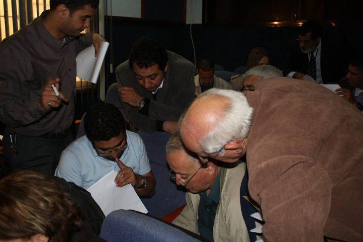 Mr. Cherfaoui Mohamed Larbi (MLC): La force tranquille
